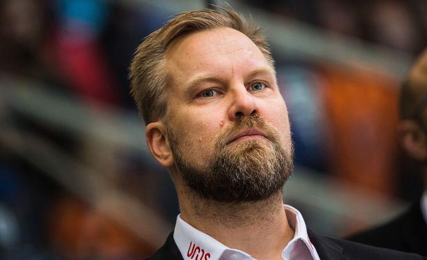 Mikko Mannerin valmentama Kärpät taipui Kisapuistossa 1-2.