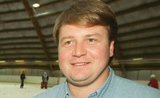 Tältä näytti Vladimir Jursinov junior Suomessa 1990-luvun lopulla.