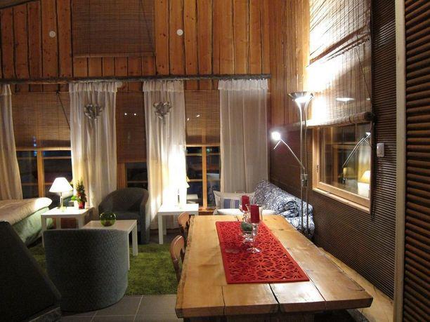 Kemijärven kohde sopii hyvin myös talvikäyttöön, sillä Suomutunturin hiihtokeskus on aivan kulman takana.