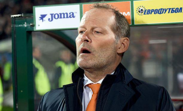Danny Blindin Hollanti taapertaa MM-karsinnoissa.