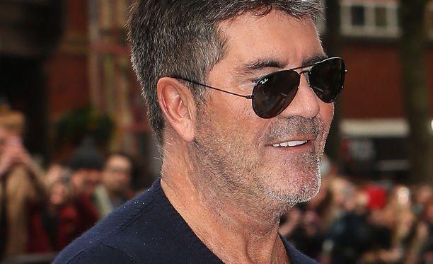 Simon Cowell tuntee Mel B:n X Factorista.