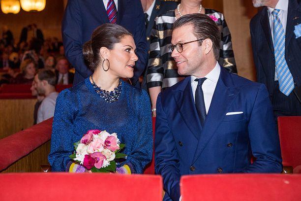 Victoria ja Daniel esittelevät ensi viikolla Nobel-museota herttuaparille.