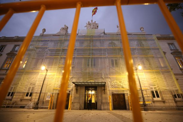 Tuomiot annettiin Espanjan pääkaupungissa Madridissa.