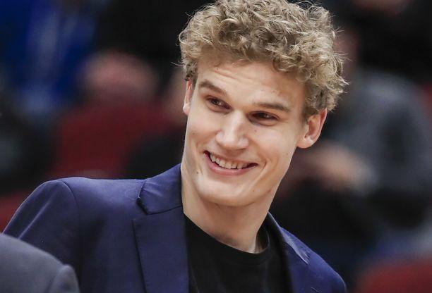 Lauri Markkasesta tuli toista kertaa isä.