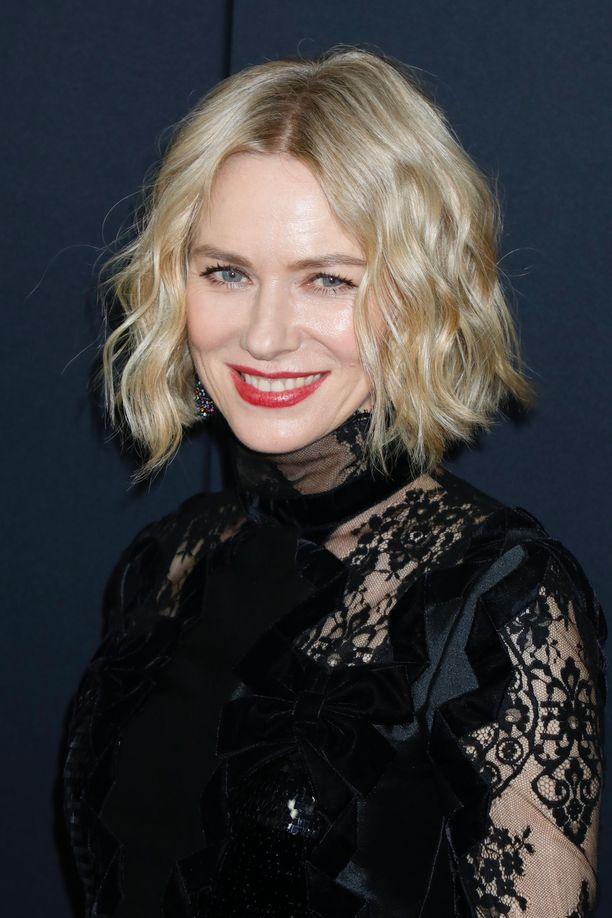 Näyttelijä Naomi Watts on yksi tulevan sarjan päätähdistä.