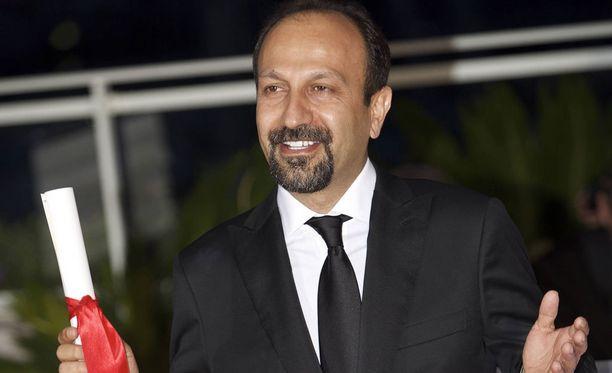 Oscar-palkittu iranilainen ohjaaja Asghar Farhadi ei saavu Oscar-gaalaan.