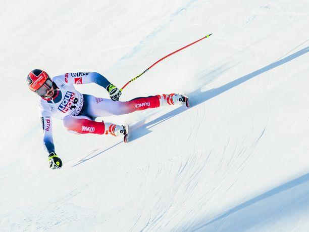 Alppihiihdon MM-kisat järjestetään vasta Pekingin talviolympialaisten jälkeen.