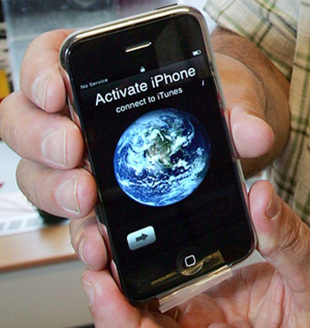 iPhone saa kilpailijan Nokialta.