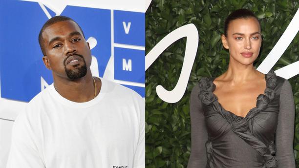 Kanye West on viettänyt viime aikoina aikaa venäläismalli Irina Shaykin kanssa.