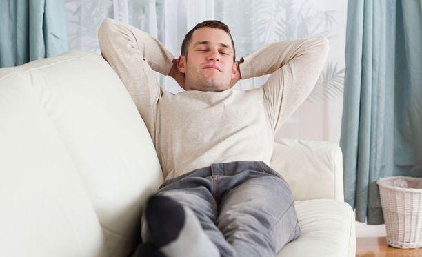 Älylliset ja pohtivat ihmiset tykkäävät laiskotella.