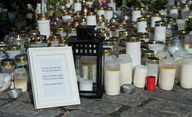 Turun puukotuksessa menehtyi kaksi suomalaista naista.