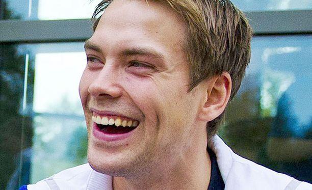 Petteri Koposella on syytä hymyyn.