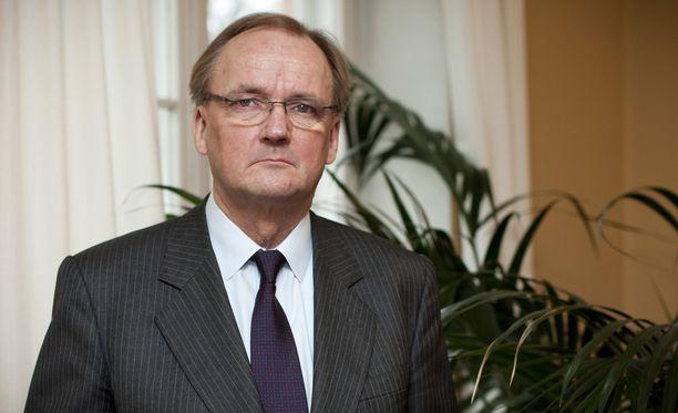 Suomalaisista Forbesin kärjessä on Koneen Antti Herlin.