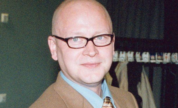 Jukurien toimitusjohtaja Harri Tammiruusu.