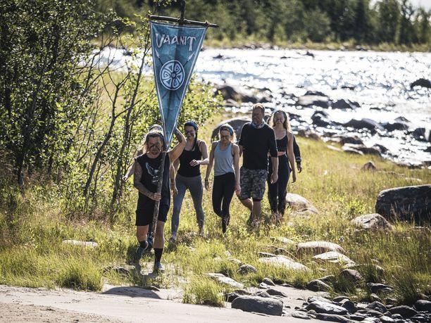 Selviytyjät Suomi -kaudella nähdään runsaasti erilaisia kilpailuja.
