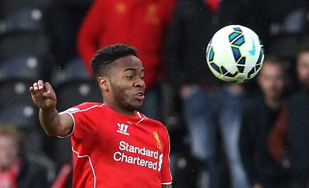 Onko Raheem Sterlingin taival Liverpoolissa ohi?