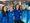 Maria Huntington (vas.), Taika Koilahti, Ella Junnila ja Wilma Murto lähtivät hyvillä fiiliksillä alle 23-vuotiaiden EM-kisoihin Ruotsiin.