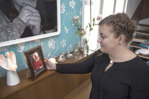 Olavin muisto ei hälvene. Jos hän eläisi, täyttäisi hän kesällä 11 vuotta. Olavi olisi jo iso poika, sanoo Emma Koivisto.