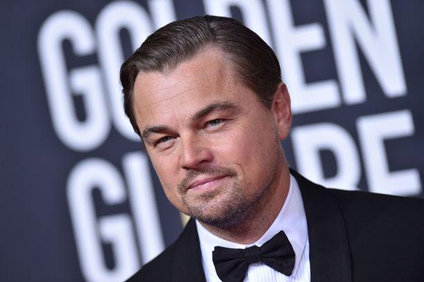 Leonardo DiCaprio ei epäröinyt, kun sai tiedon hukkumaisillaan olevasta miehestä.