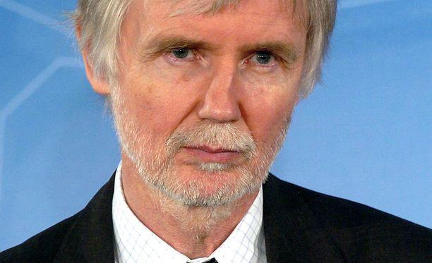Kansanedustaja Erkki Tuomiojan (sd) mukaan nykyisen kaltaisella äärinationalistisella perussuomalaisella puolueella ei pitäisi olla sijaa Suomen hallituksessa.