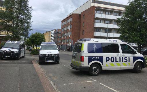 """Rovaniemen epäillyt hakkaajat jäivät kiinni - poliisi kansalaisille: """"Kiitos"""""""