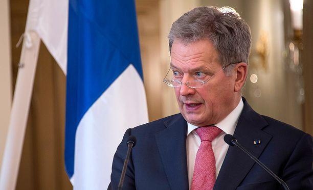 Presidentti Sauli Niinistö kommentoi Trumpin ja Putinin tapaamista presidentin kanslian julkaisemassa lausunnossaan.
