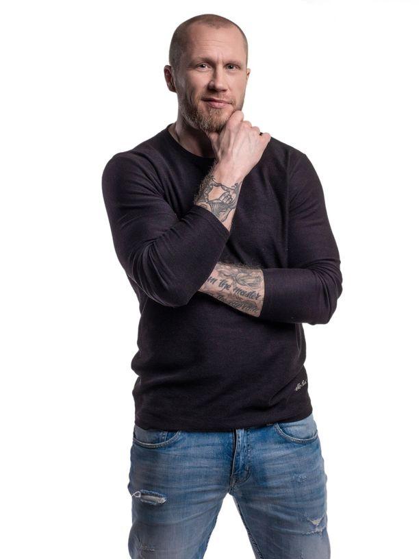 Hannes Hyvönen.