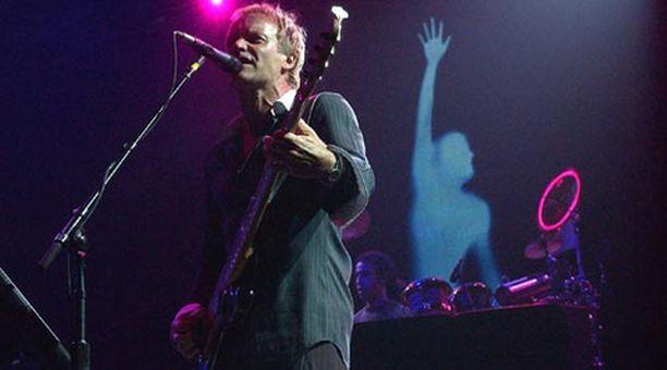 Veteraanirokkari Sting on viimeksi esiintynyt Suomessa Helsingin Areenalla vuonna 2004.
