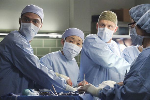 Greyn Anatomia -sarjan vakiohahmo kuoli torstaina Amerikassa näytetyssä jaksossa.