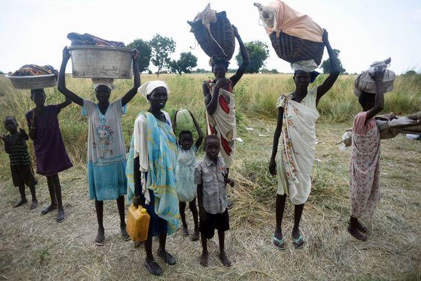 Unityssa oli pitkään alueita, joille ihmisoikeustarkkailijat tai avustustyöntekijät eivät edes päässeet.