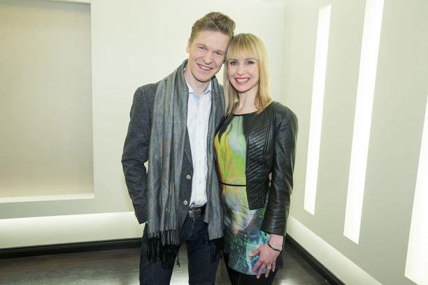 Toni ja Heidi Nieminen olivat mukana Ylen Elämä pelissä -ohjelmassa, jossa pureuduttiin parisuhteen kipukohtiin.
