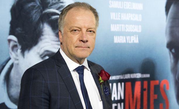 Matti Rönkä on suosituin uutisankkuri.