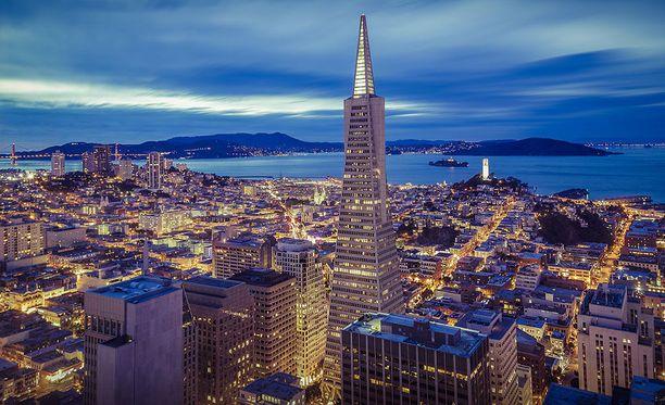 San Franciscossa sijaitseva Piilaakso on tunnettu teknologiayrityksistään.