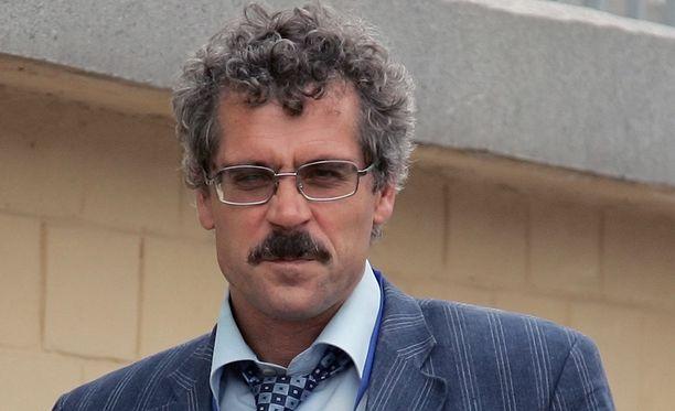 Grigori Rodtshenkov on ollut paljastamassa Venäjän valtiollista dopingohjelmaa.