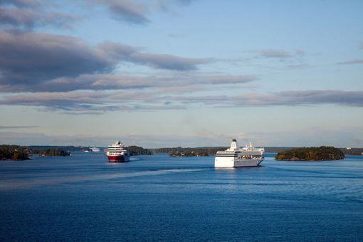 Itämeren aalloille pääsee risteilemään hyvinkin edullisesti.
