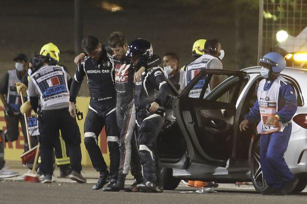 Romain Grosjean selvisi, koska F1 on työskennellyt turvallisuuden puolesta vuosia.