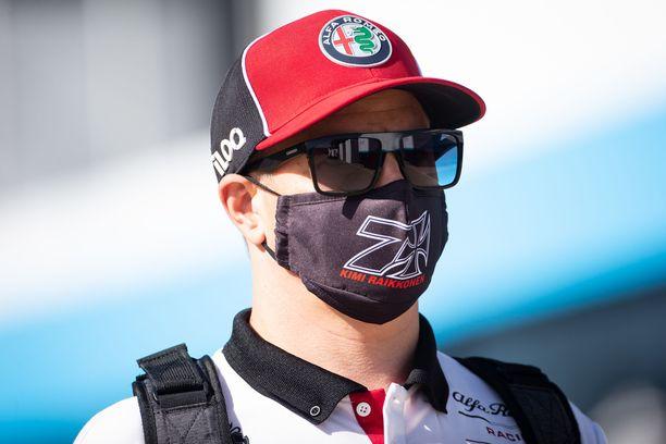 Kimi Räikkönen teki F1-historiaa.