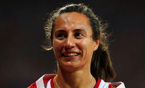 Asli Cakir Alptekin sai kahdeksan vuoden kilpailukiellon.