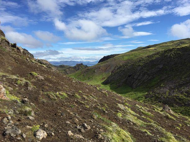 Game of Thronesia kuvattiin myös Islannissa. Kuvauspaikalle ei jäänyt mitään jälkiä kuvauksista.