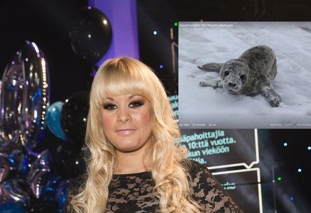 Sari Nygren muistetaan vuoden 2006 Big Brotherin voittajana.