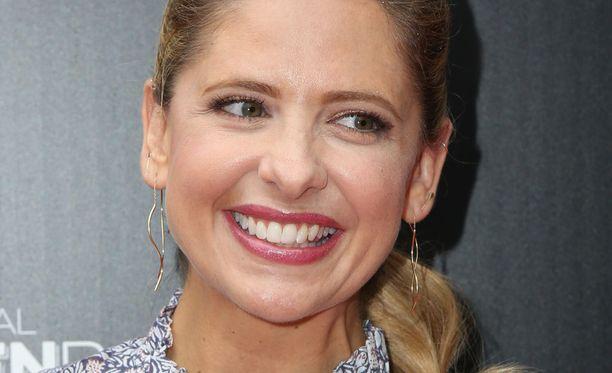 Sarah Michelle Gellar muistetaan parhaiten Buffy, vamppyyrintappaja -sarjasta.