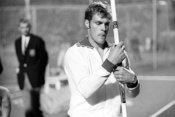 Pauli Nevala voitti olympiakultaa 1964 ja EM-hopeaa 1969.