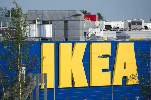 Ruotsalaisella Ikealla on Puolassa reilut kymmenen tavarataloa. Kuvassa Ikea-myymälä Puolan Gdanskissa.