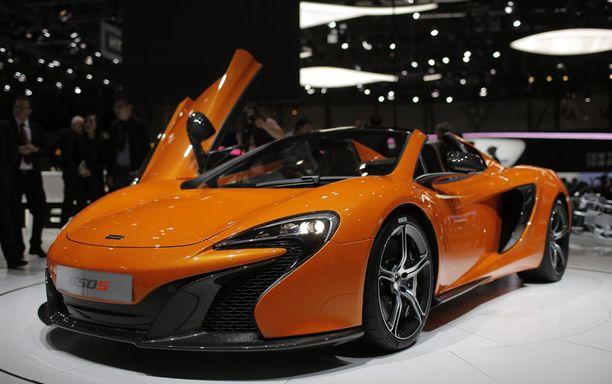 McLaren 650S on kallis ökyauto.