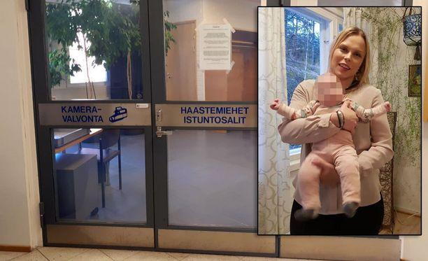Vangitsemismääräys annettiin Savonlinnan käräjäoikeudessa.