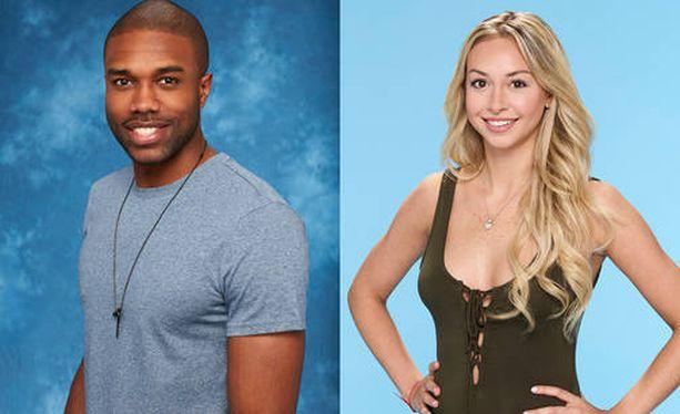 DeMario Jacksonin ja Corinne Olympioksen lemmenleikkien kerrottiin menneen liiallisuuksiin tv-kameroiden edessä.