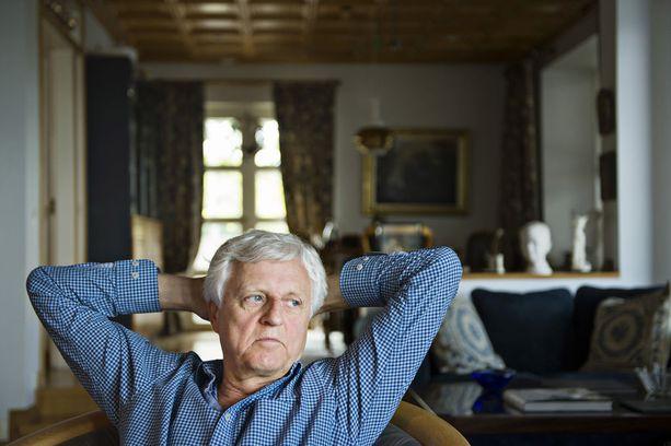 Peter Fryckman menetti 1980-luvun lopun Kouri-kaupoissa koko omaisuutensa.