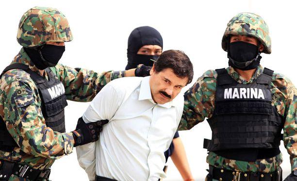 Asianajajan mukaan Guzman kärsii univajeesta Altiplanon korkean turvatason vankilassa.
