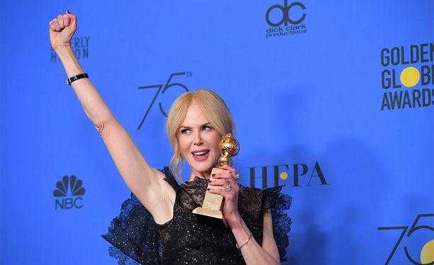 Big Little Lies on kahminut palkintoja sieltä täältä - viimeksi Golden Globe -gaalasta, jossa minisarjalle ja sen näyttelijäkaartille kertyi yhteensä neljä voittoa omissa kategorioissaan.