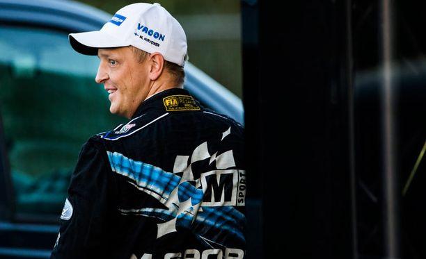 M-Sport Ford jäi Mikko Hirvosen komean ralliuran viimeiseksi talliksi.